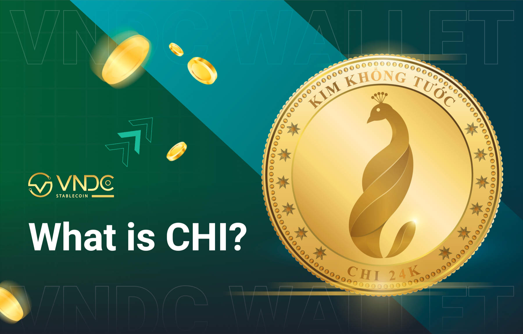 What is the Vietnam Gold Token (CHI)?