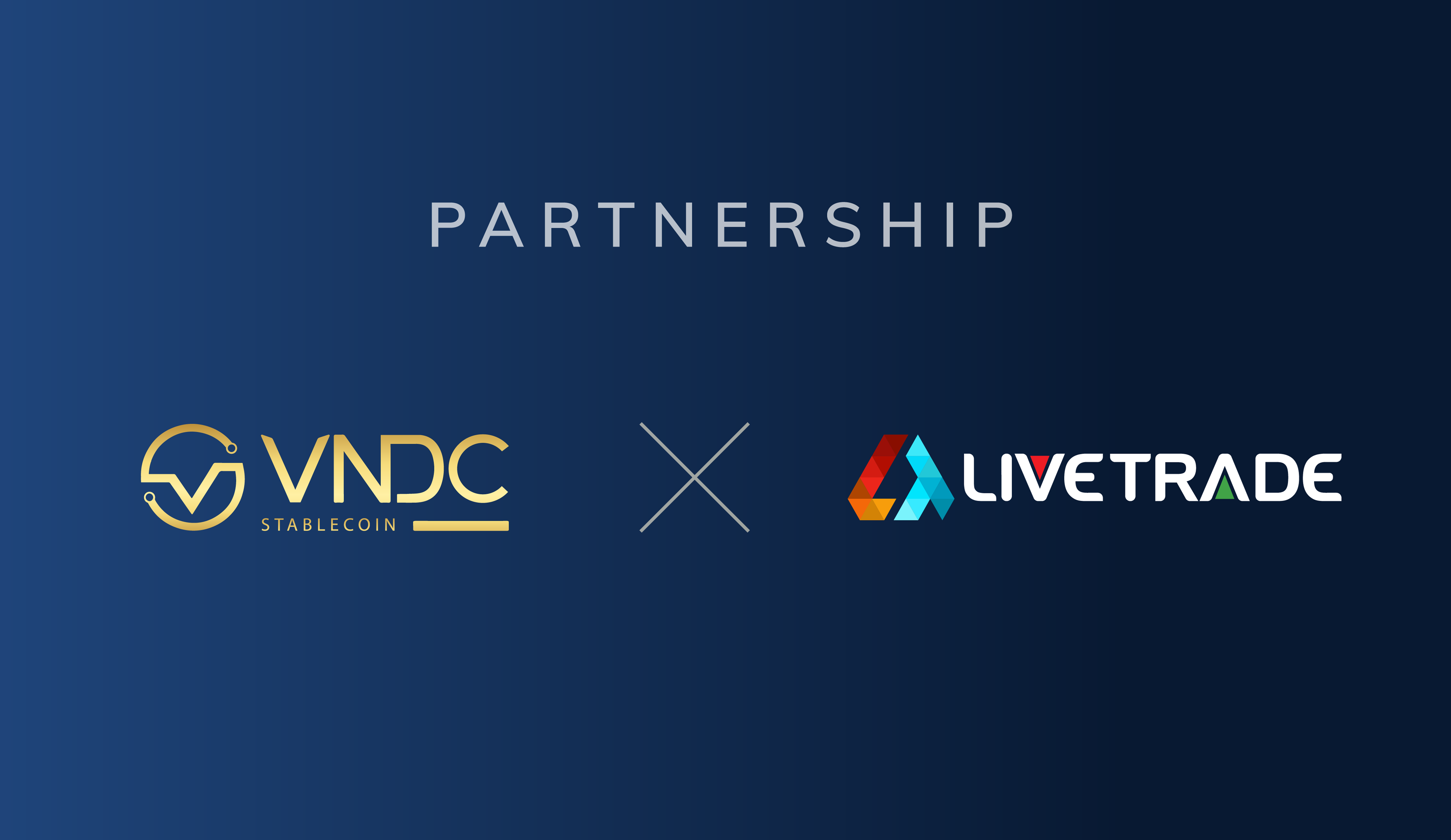 VNDC x LiveTrade: Cooperation to build a DIPO platform for the Vietnamese Community