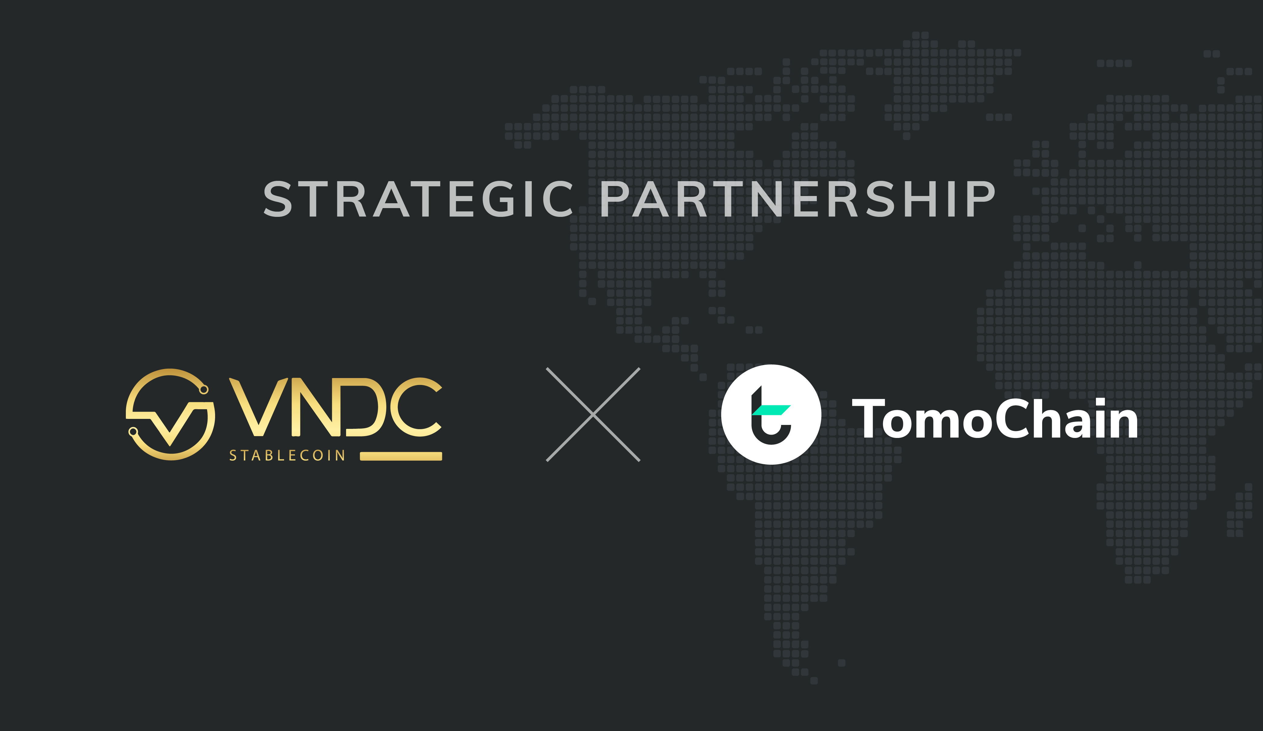 VNDC x TOMO: VNDC partners with TOMO to stimulate the DeFi economy