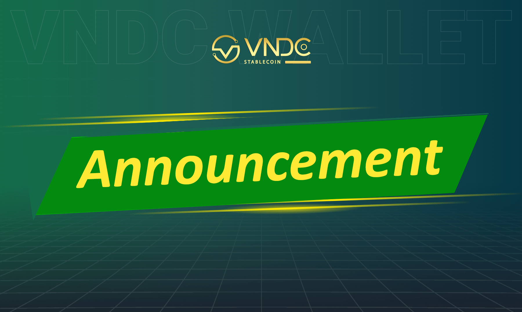 Announcement: Transaction fees structure on VNDC Wallet App