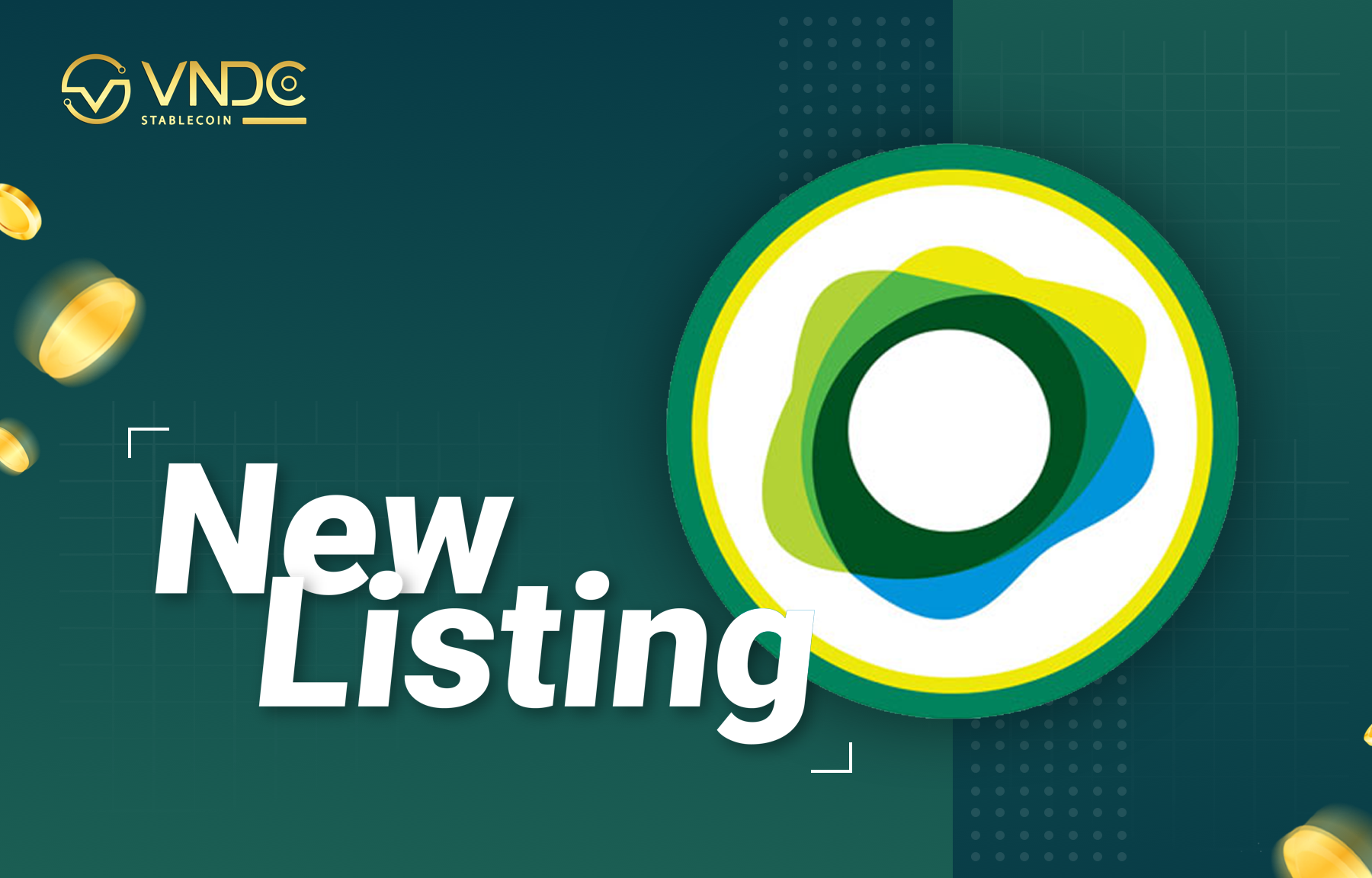 Paxos Standard (PAX) officially listed on VNDC Wallet App