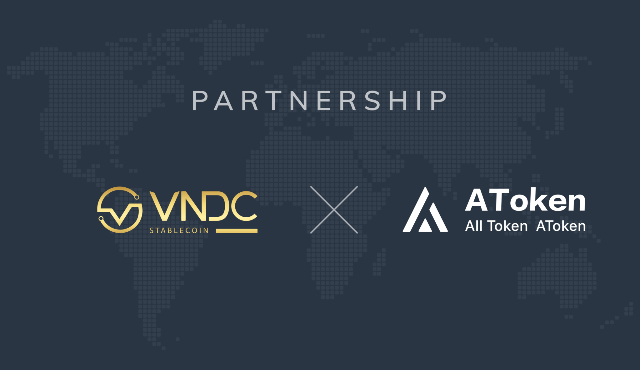 VNDC is ready to use on AToken Wallet