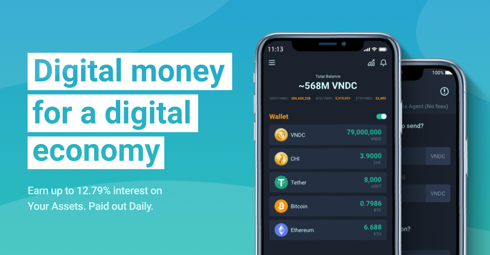 VNDC and strategic partners – a mutual staunch belief in Stablecoin