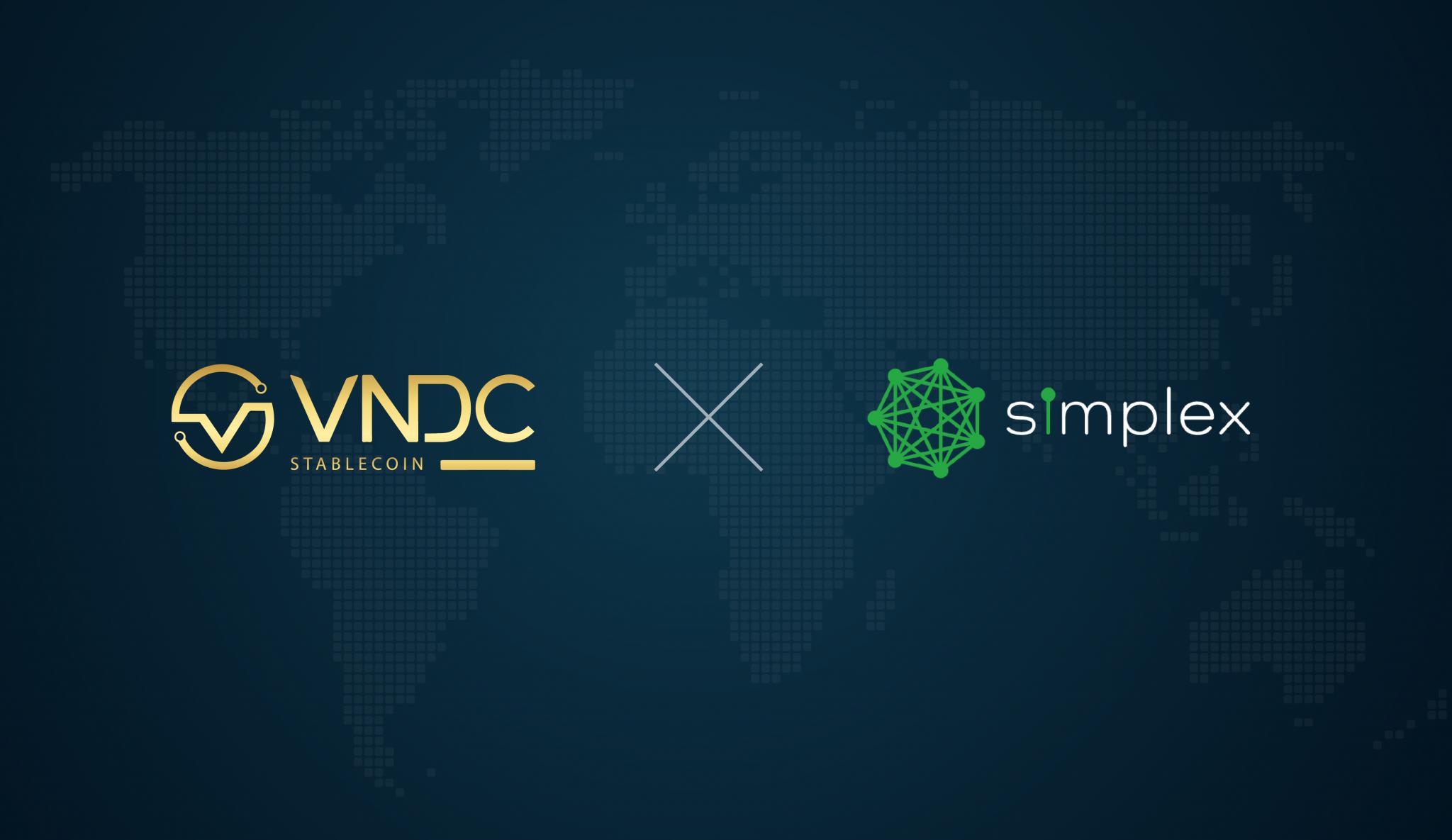 VNDC x Simplex: Buying digital assets via Credit/Debit cards