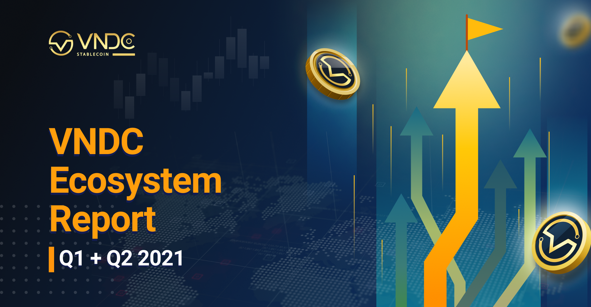 VNDC publishes VNDC Ecosystem Report Q1+Q2 2021