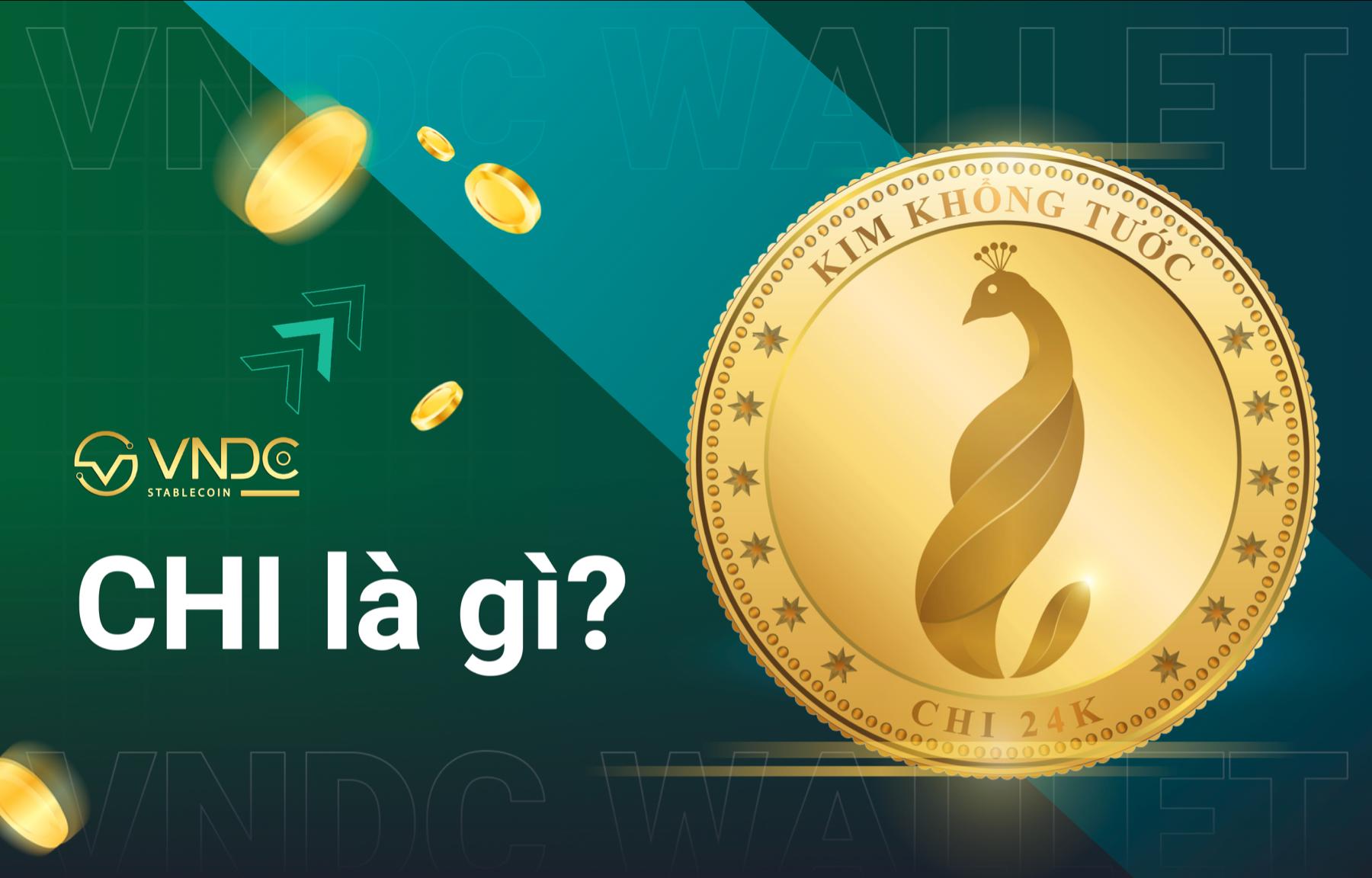 Vietnam Gold Token (CHI) là gì?
