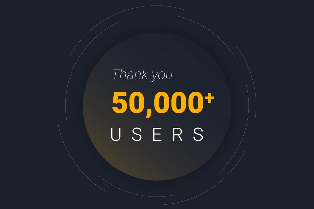 VNDC vượt mốc 50,000 người dùng trong 16 ngày