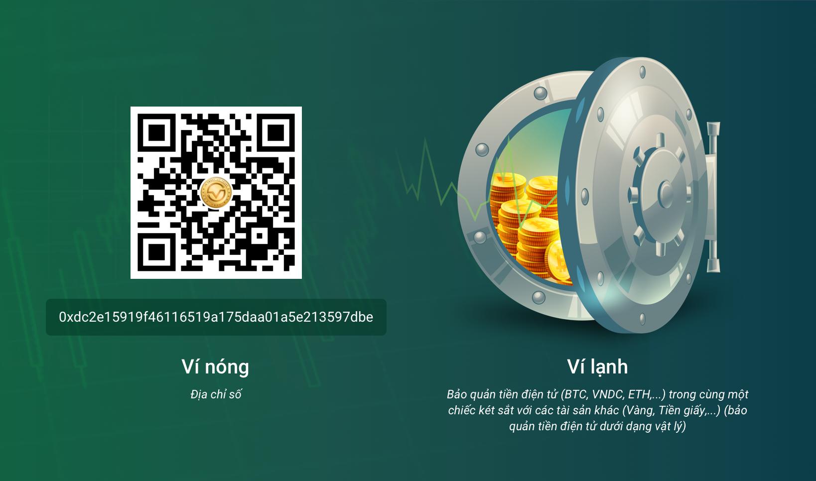 2 cách lưu trữ tiền điện tử