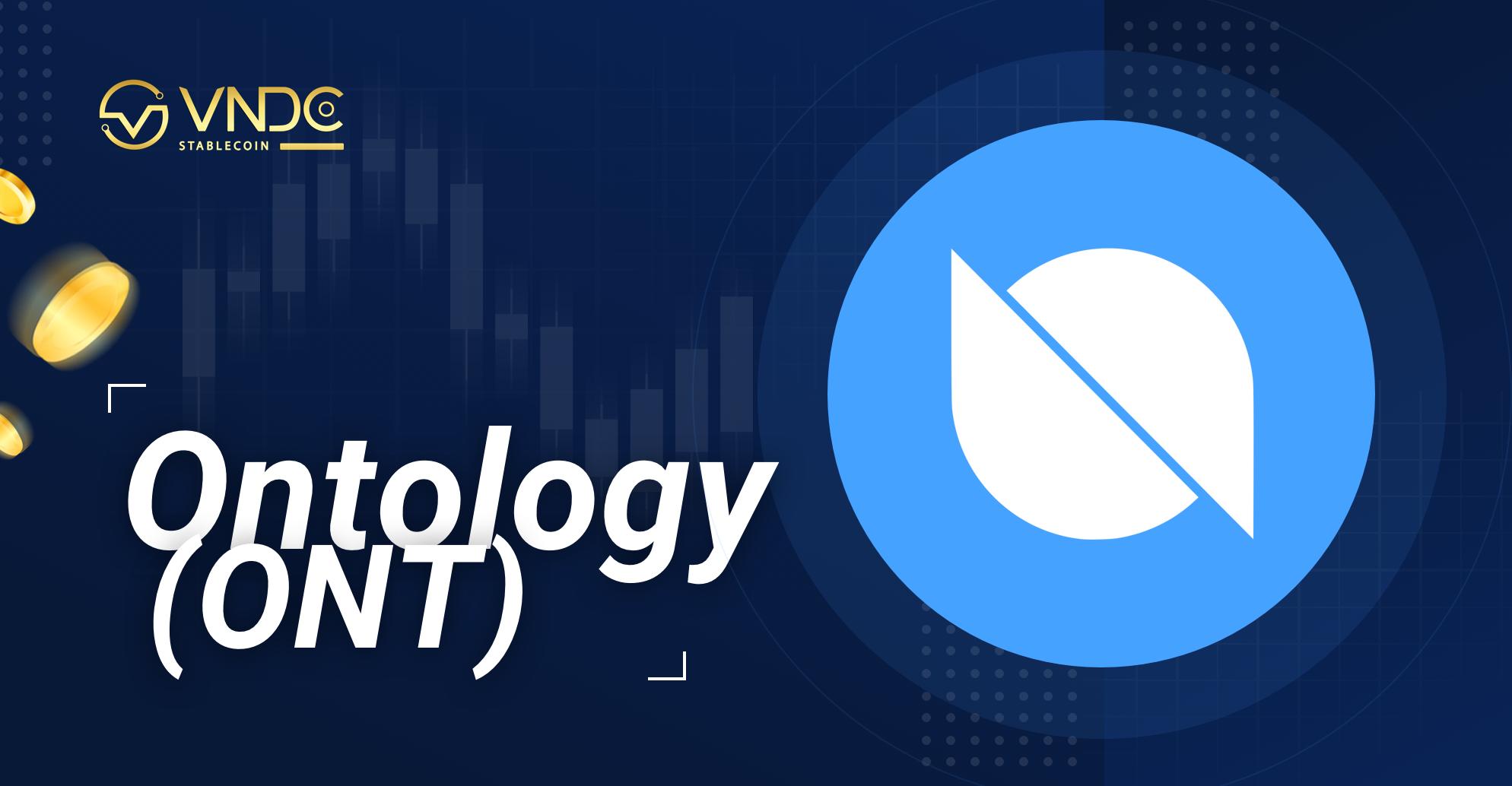 ONT (Ontology) – Nền tảng blockchain dành cho doanh nghiệp