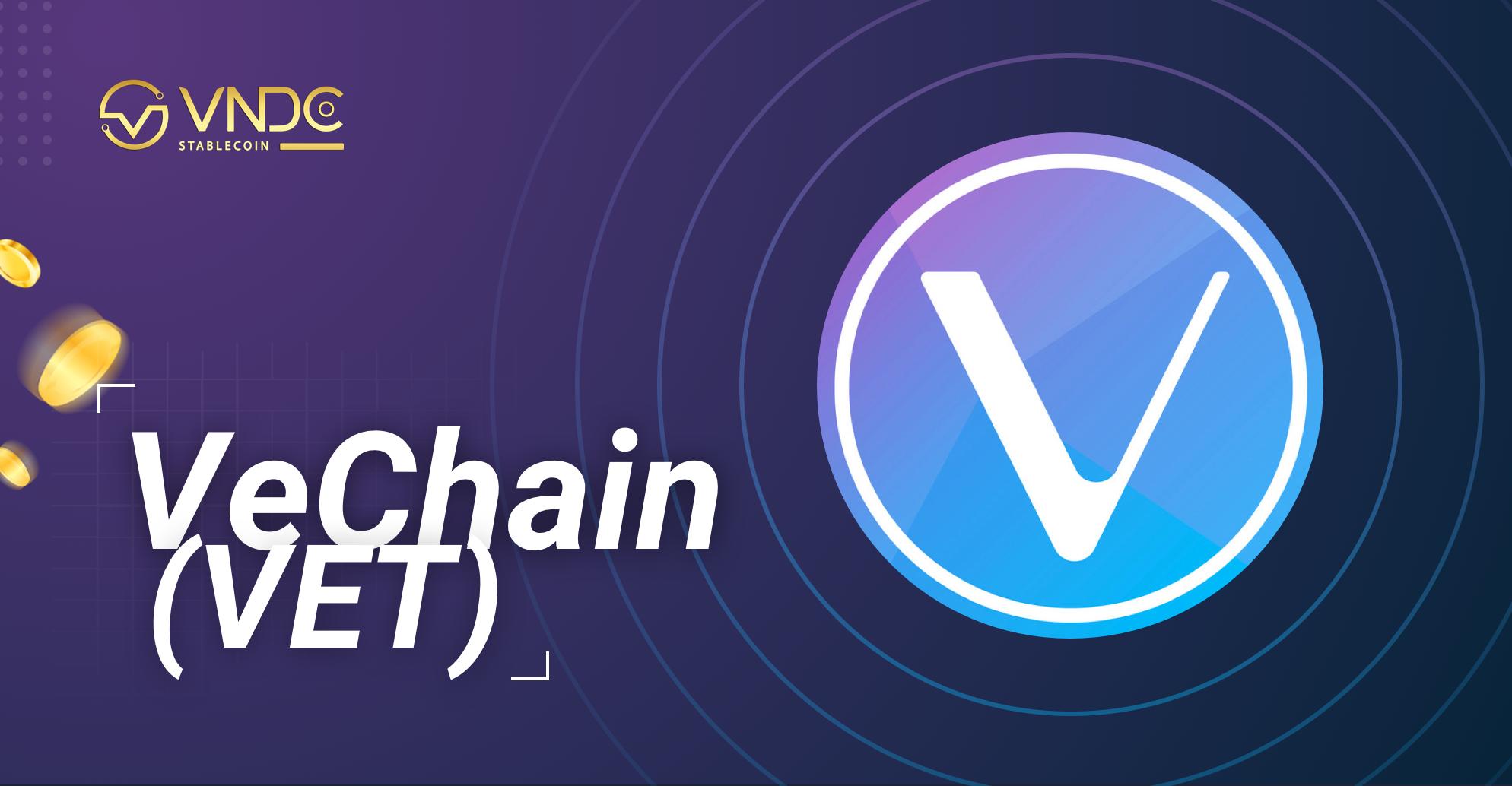 Những thông tin cơ bản về VeChain (VET)