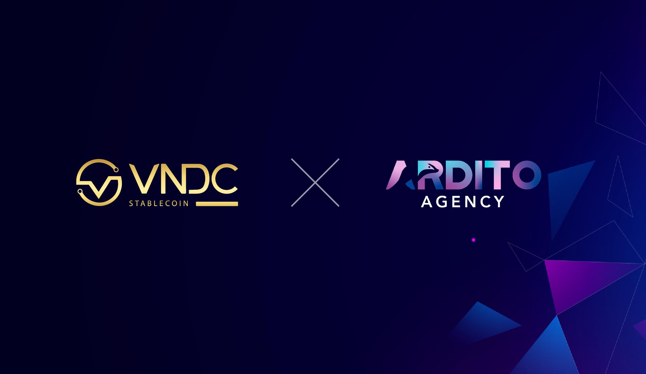 VNDC x Ardito Agency: Hợp tác triển khai Khoá học Trade Coin Nhập Môn