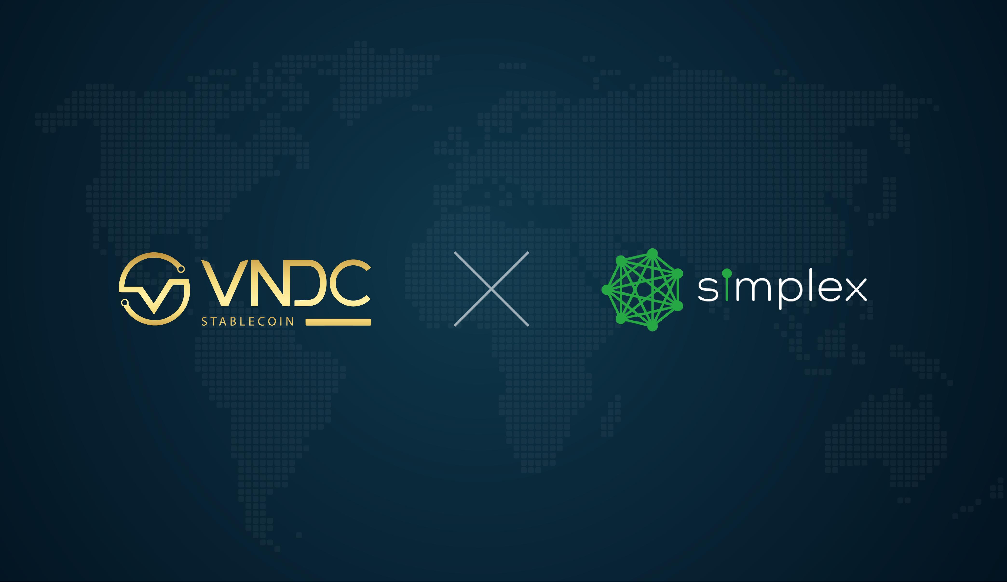 VNDC x Simplex: Mở cổng thanh toán quốc tế khi mua tài sản số