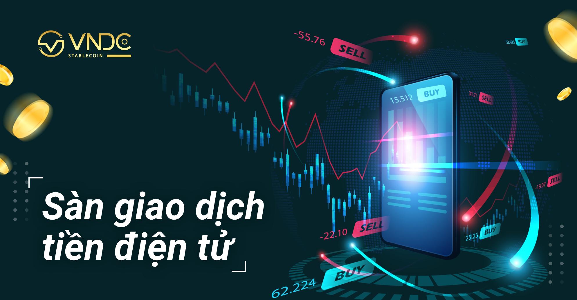 Sàn giao dịch tiền điện tử là gì? Hướng dẫn mua/bán tiền điện tử cho người mới bắt đầu