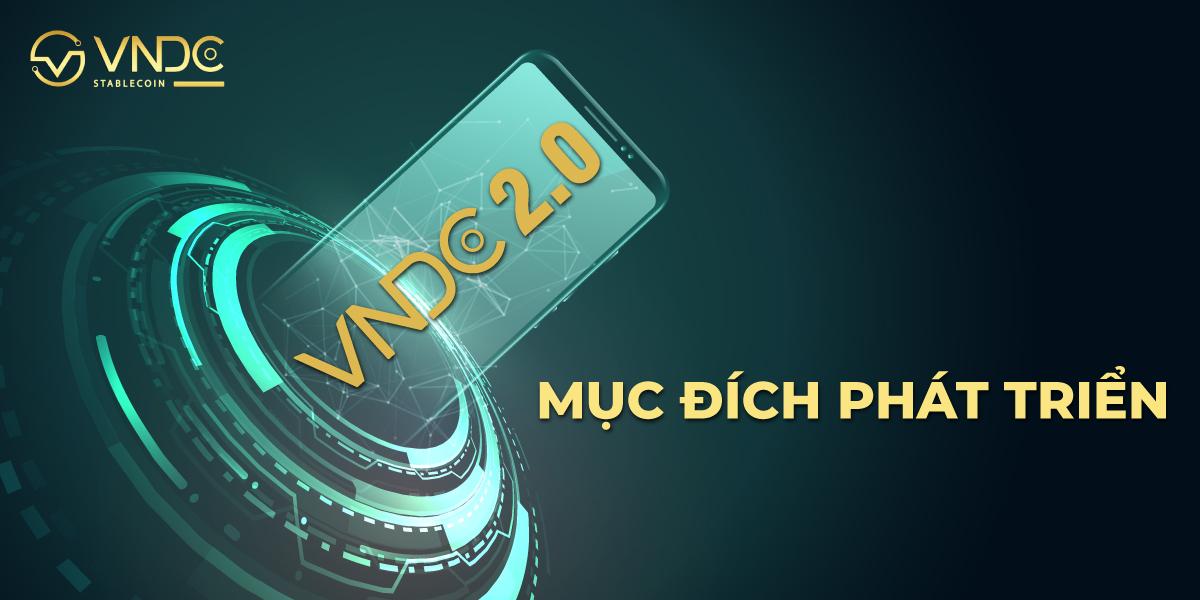 Tại sao VNDC ra mắt VNDC 2.0