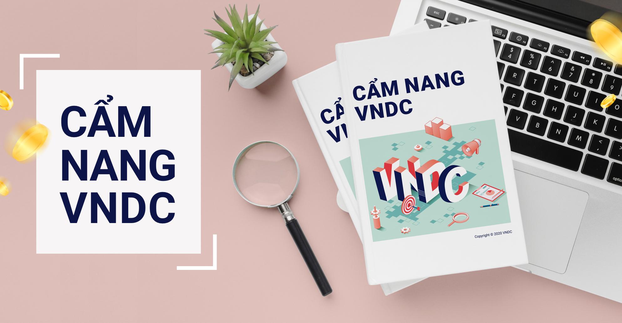 Chính thức ra mắt Cẩm nang VNDC (Ebook)