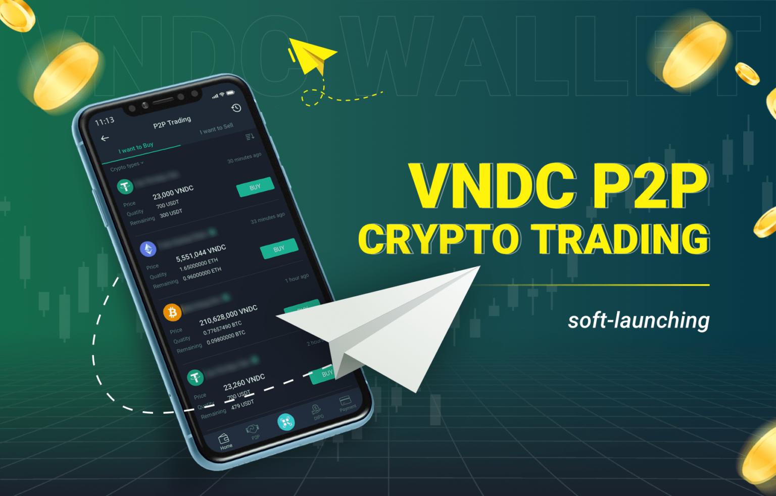 Thông báo: VNDC điều chỉnh phí giao dịch P2P cho từng cấp độ tài khoản