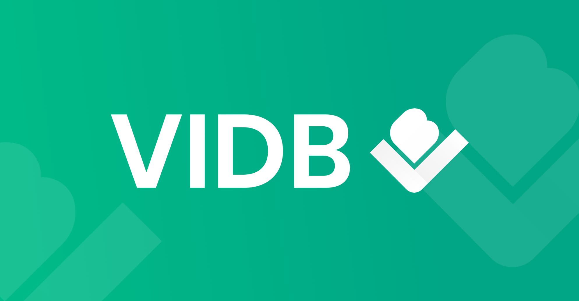 """Thông báo giải thưởng Chương trình """"Tăng tốc cùng VIDB"""""""
