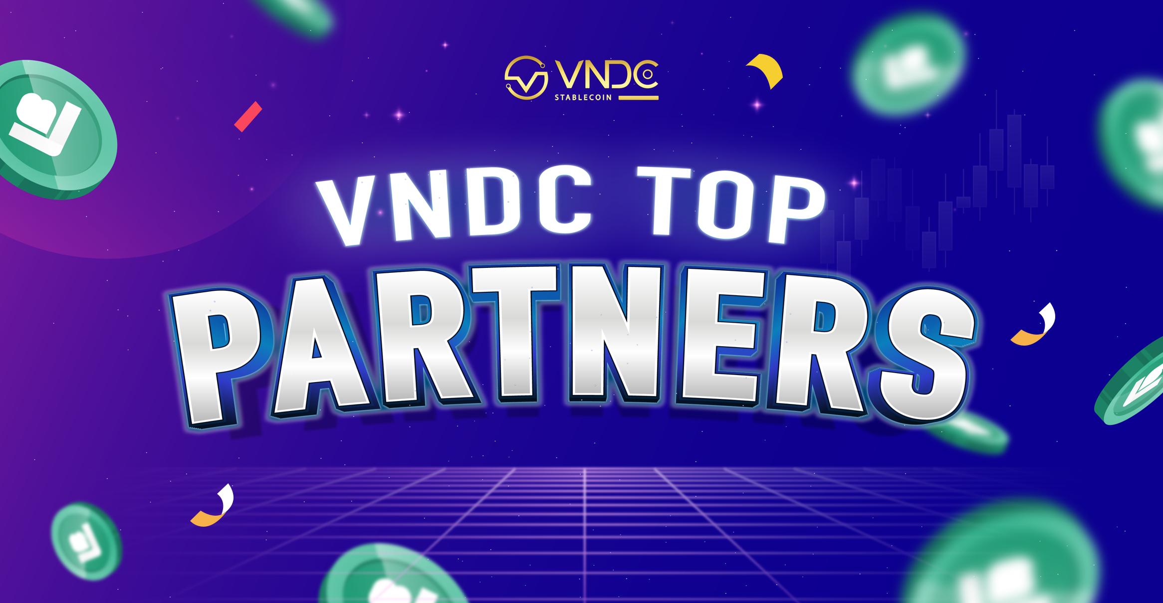Công bố kết quả VNDC Top Partners: Vinh danh đối tác kinh doanh tiêu biểu tháng 01/2021