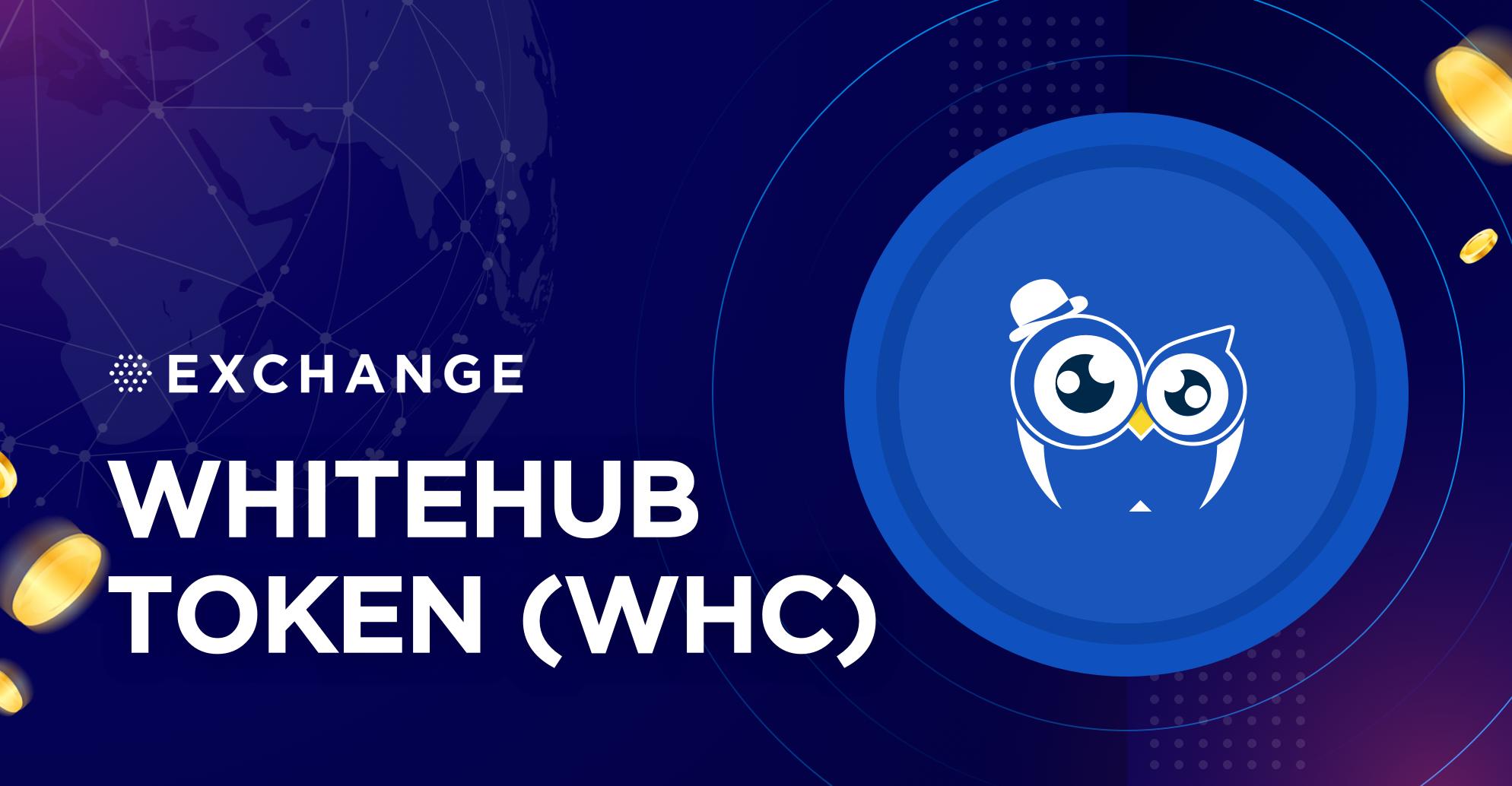 WhiteHub Token (WHC) chính thức được niêm yết trên Nami Exchange