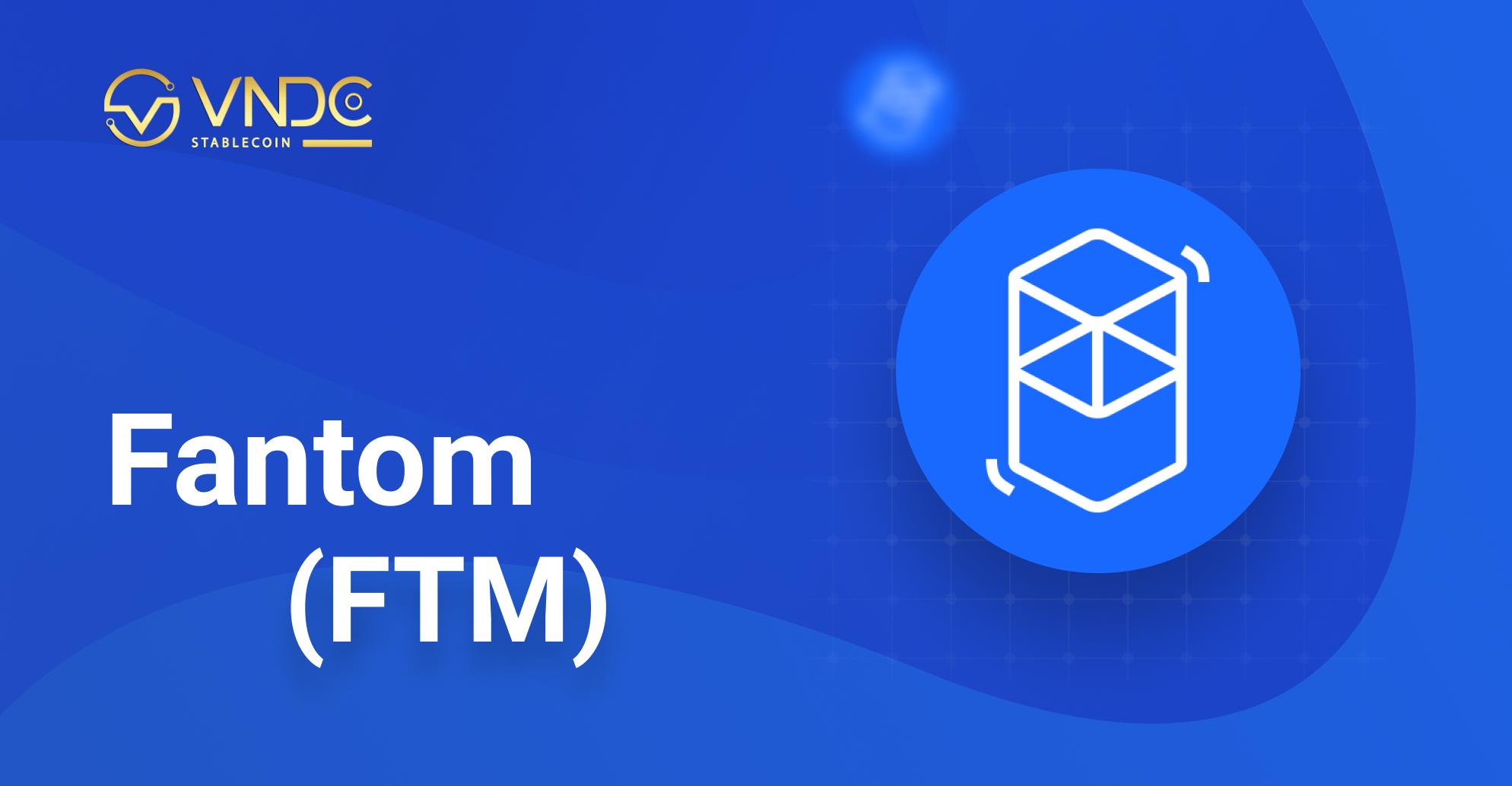 Chính thức niêm yết Fantom Token (FTM) trên VNDC Wallet ngày 28/04/2021