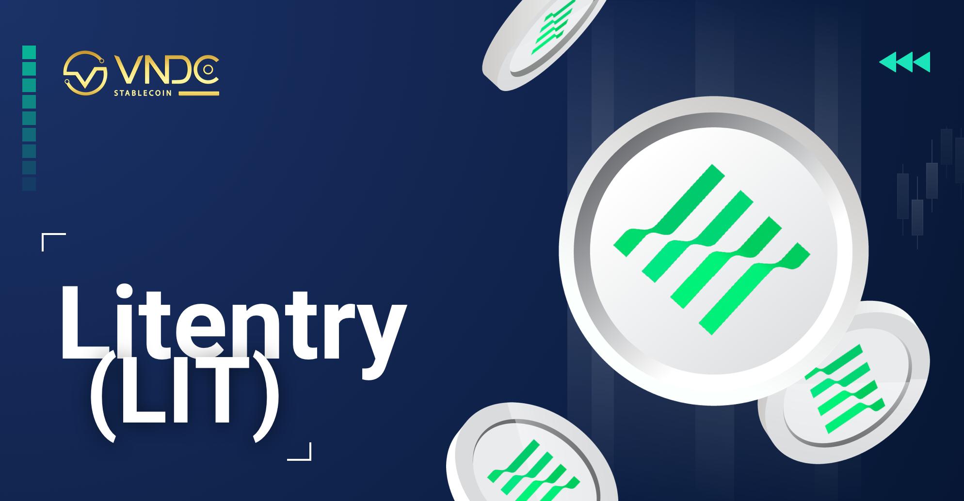 Chính thức niêm yết Litentry Token (LIT) ngày 15/04/2021
