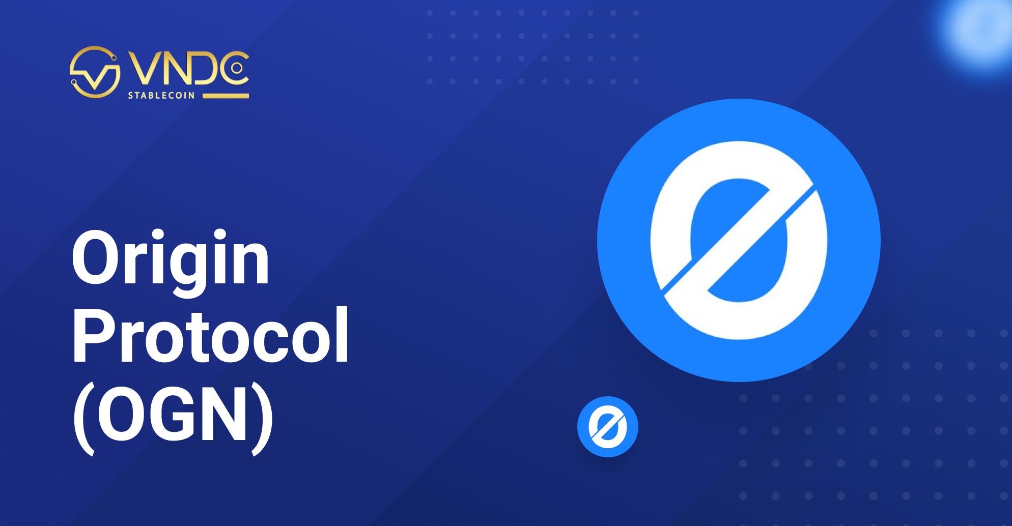 Chính thức niêm yết Origin Token (OGN) ngày 17/04/2021