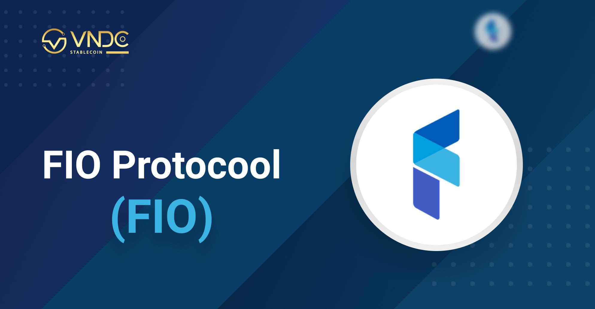 Chính thức niêm yết FIO Protocol Token (FIO) trên VNDC Wallet hôm nay 12/05/2021