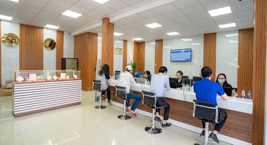 VNExpress đưa tin về việc VNDC đầu tư gần 1,5 triệu USD vào công ty blockchain Việt Nam