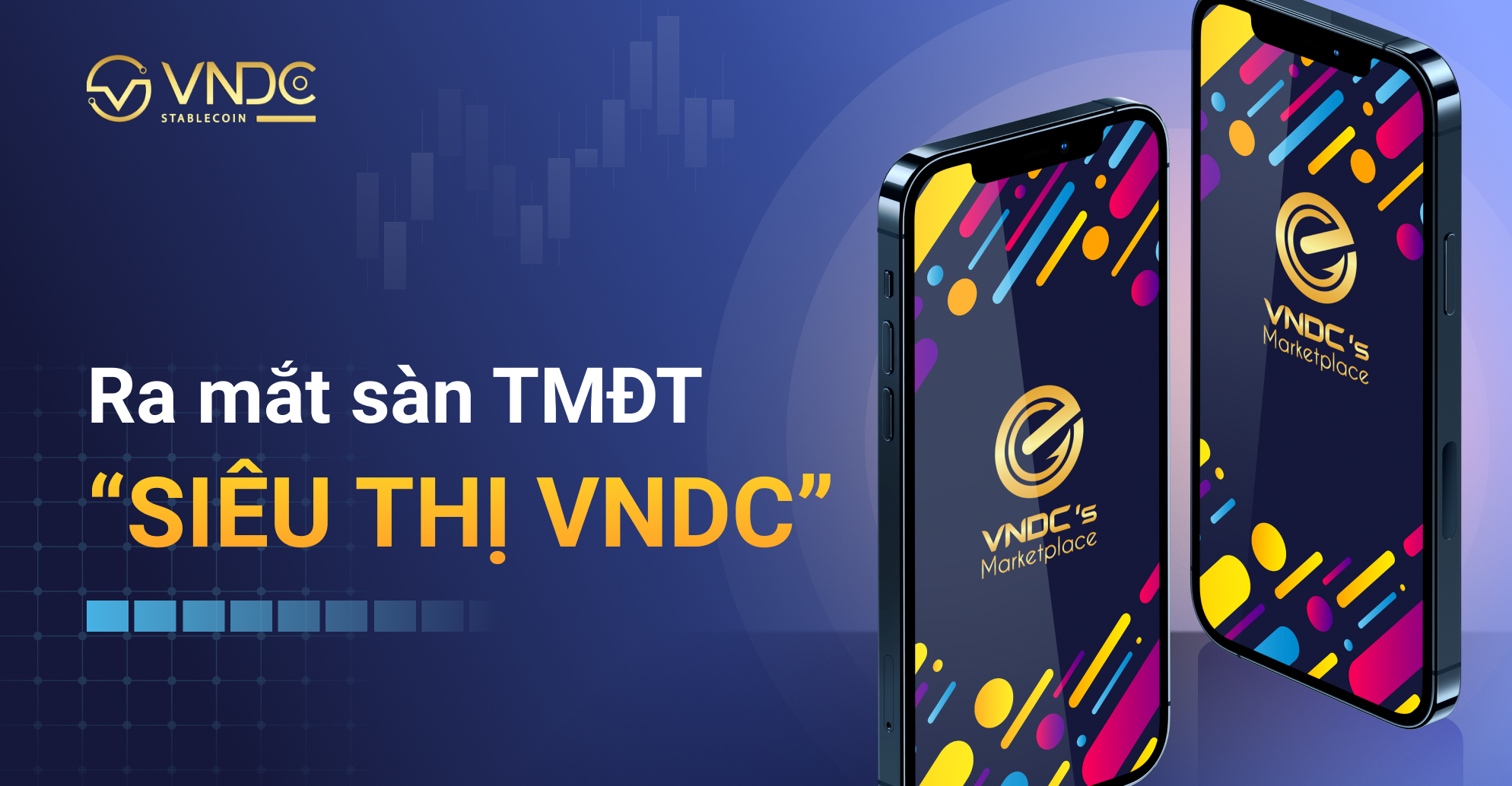 Ra mắt sàn TMĐT Siêu Thị VNDC – Kênh tiêu dùng, mua sắm cho cộng đồng VNDC