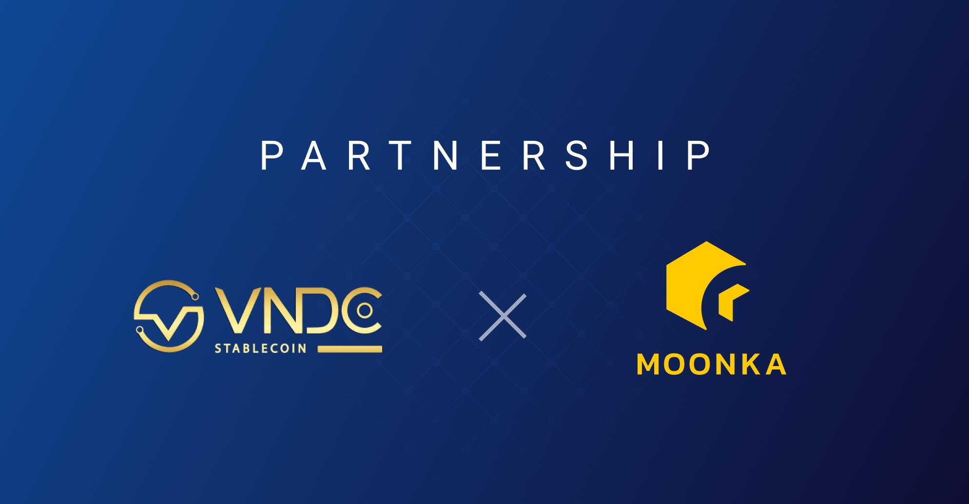 VNDC và MOONKA chính thức trở thành đối tác chiến lược